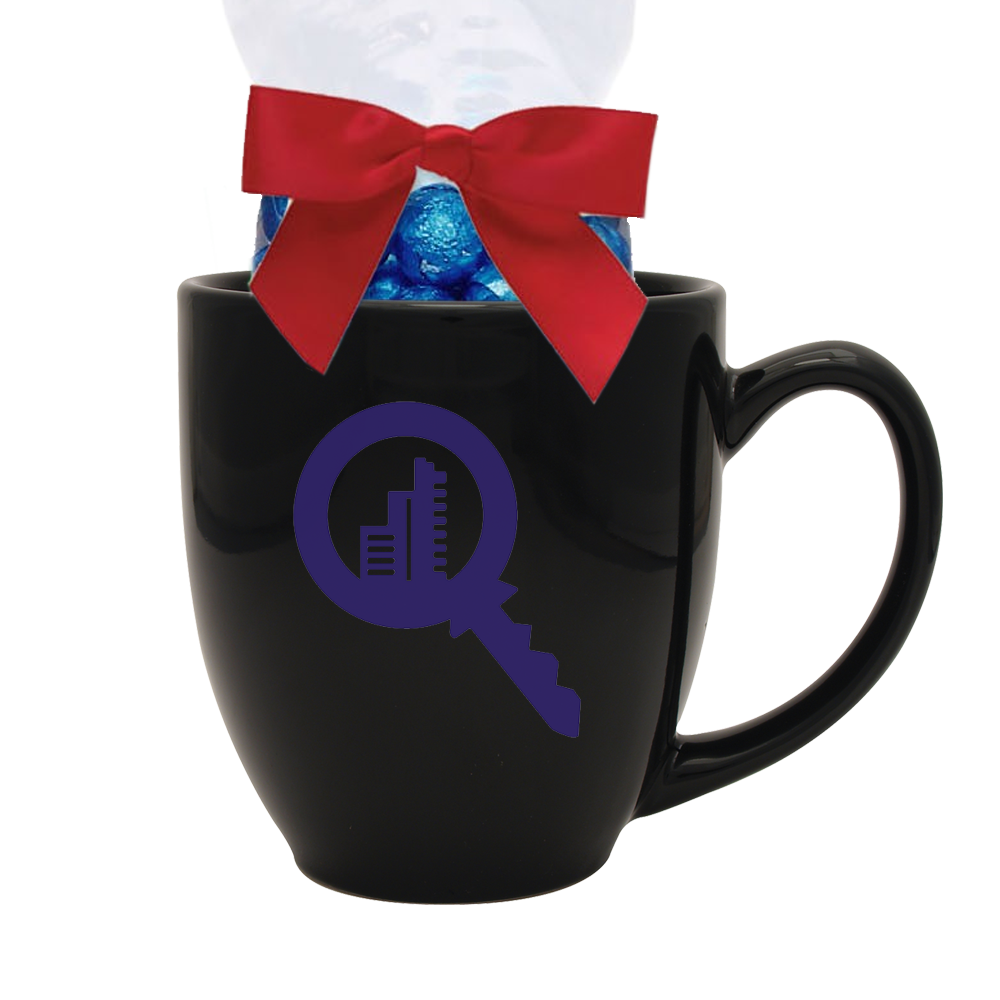 Candy Filled Bistro Mugs