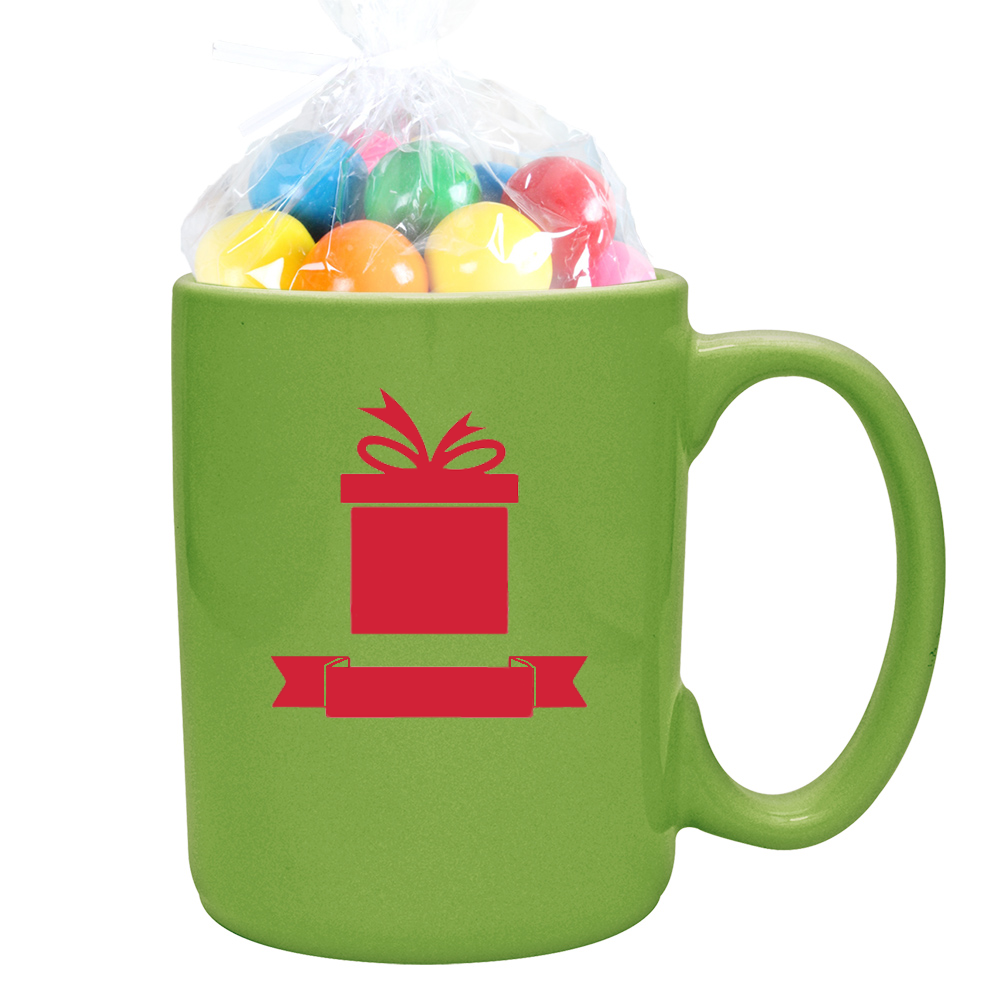 Candy Filled Grande Mugs