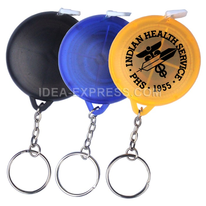 Tape Measure Keychains