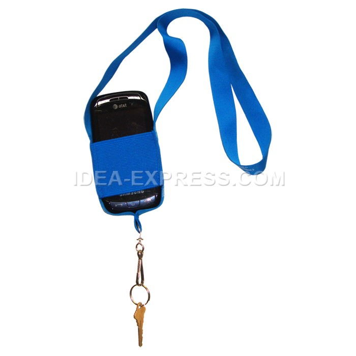 MP3 Holder Lanyards