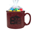 Candy Filled Camper Mugs