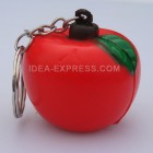 Foam Apple Keychains