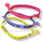 Promotional Friendship Bracelets