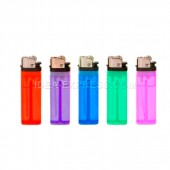 Personalised Disposable Transparent lighters