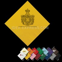Customized Colored Luncheon Napkins