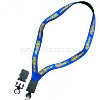 Imprinted Neoprene Lanyards
