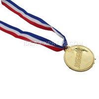 Gold, Silver, Bronze, Winner Olympic Style Plastic Medals