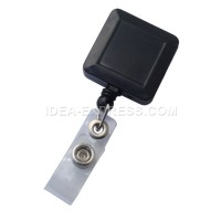 Square Retractable ID-holder Reels