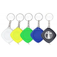 Discount Tape Measure Keychains